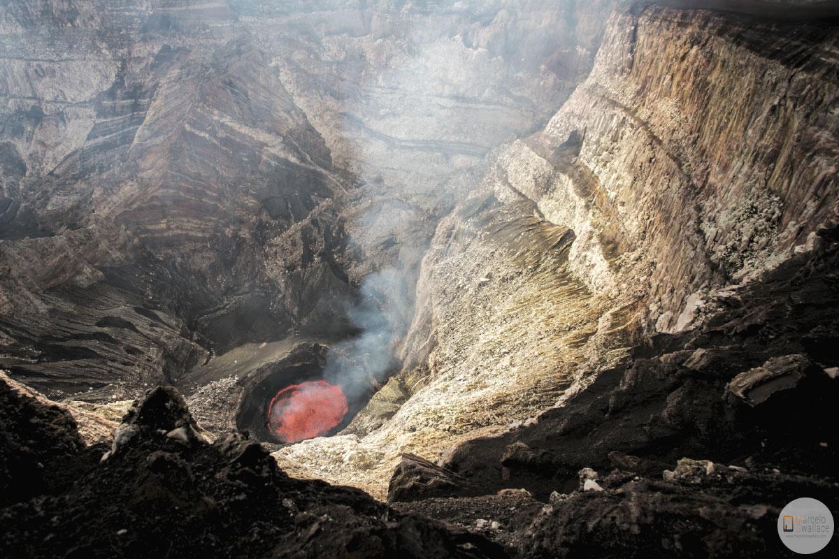 travel to vanuatu, ambrym vulcano
